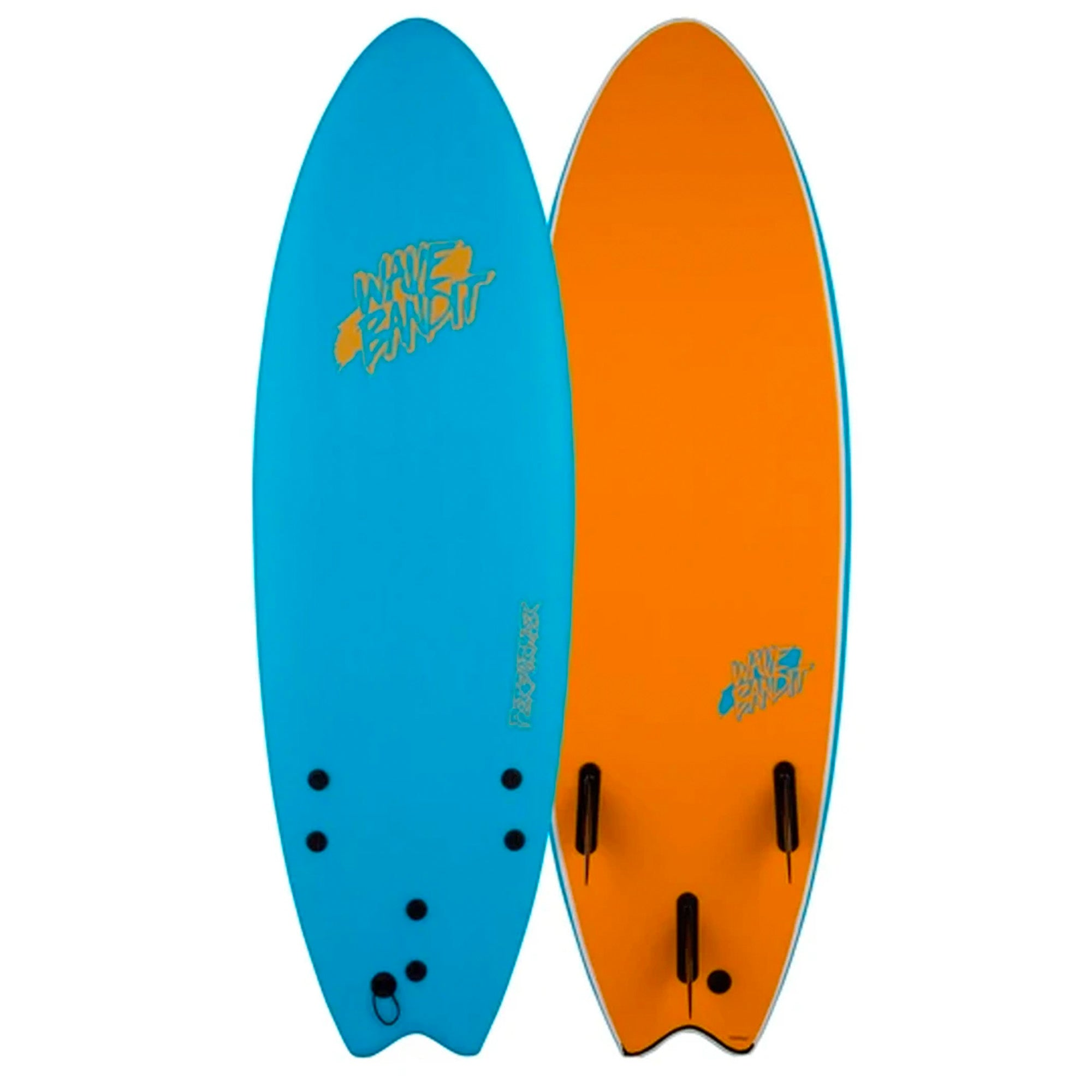 Catch Surf Wave Bandit Performer Thruster Soft Surfboard