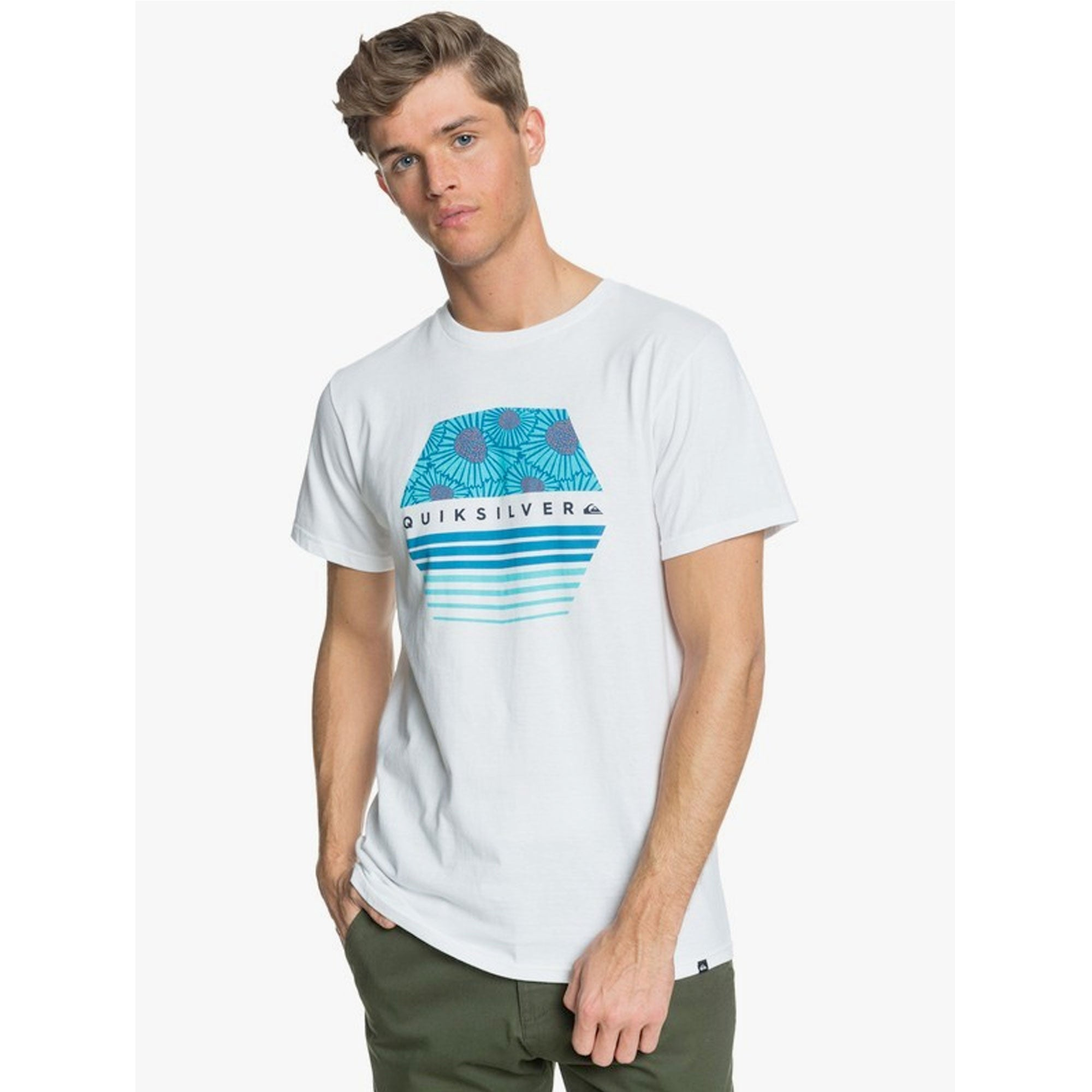 Quiksilver X Flow Men's S/S T-Shirt