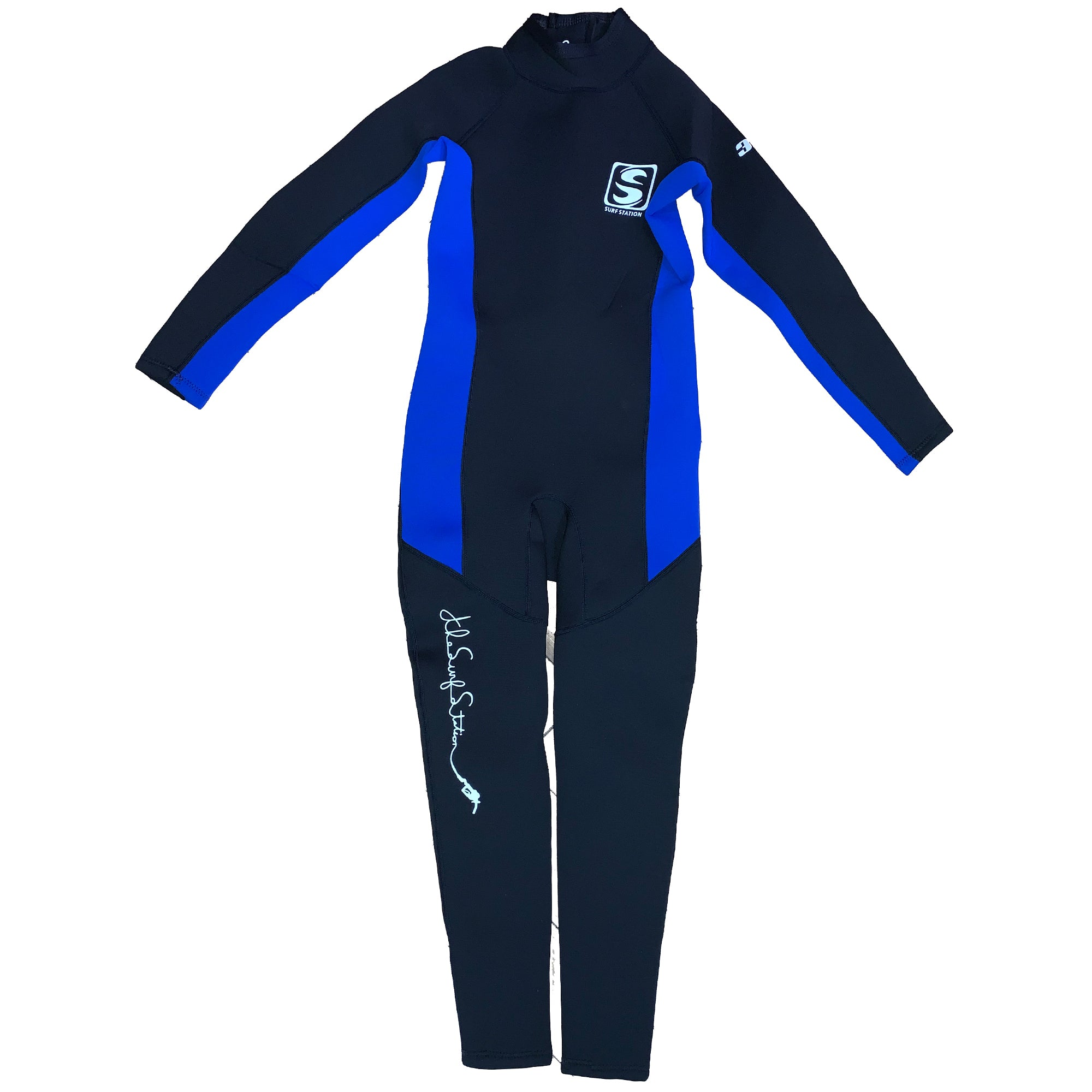 Surf Station 3/2 Youth L/S Fullsuit Wetsuit
