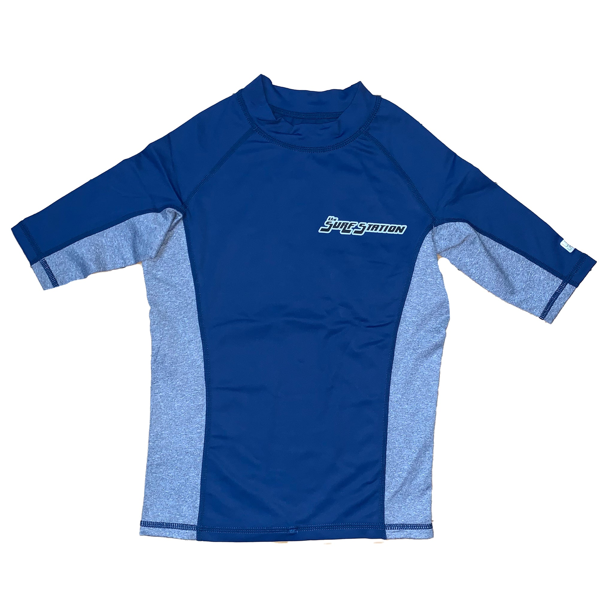 Surf Station Atlas Youth Boy's S/S Rashguard