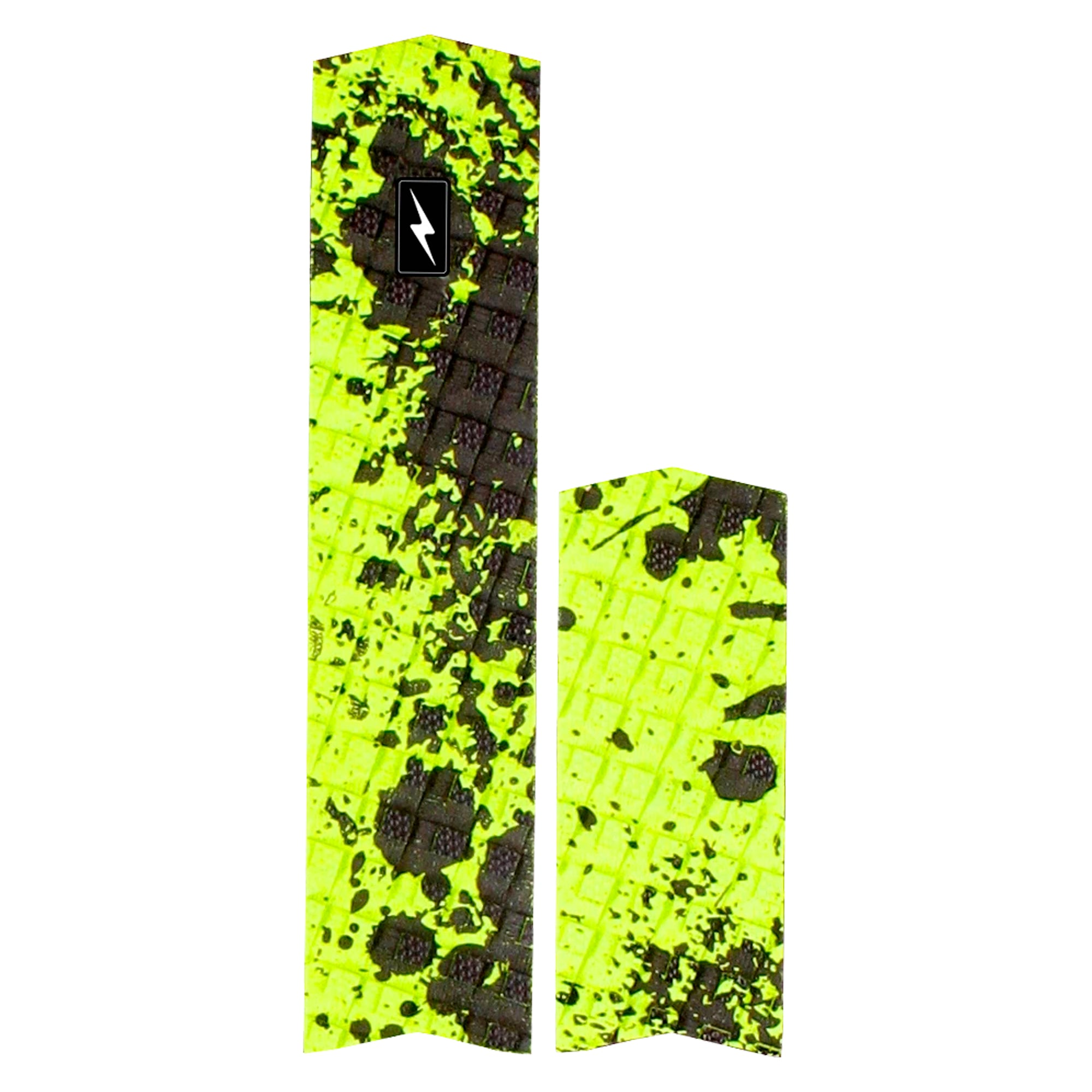 Zap Spark Arch Bar Skimboard Traction Pad - Green