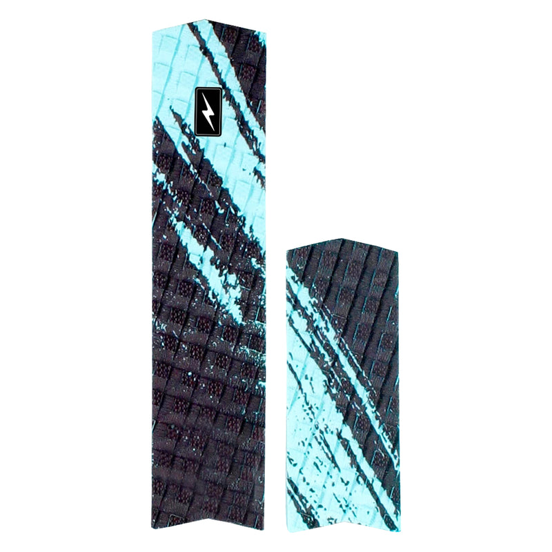 Zap Spark Arch Bar Skimboard Traction Pad - Mint