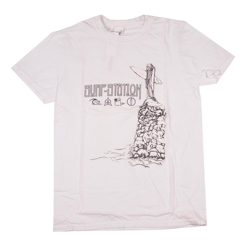 Surf Station Shred Zeppelin Men's S/S T-Shirt