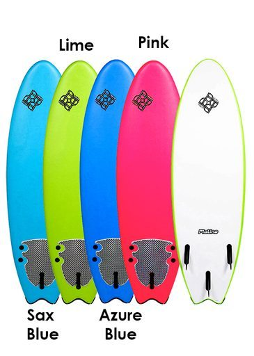 Soft Top surfboards are great for beginners looking to get started surfing.  They are lightweight 8a68cb15d3