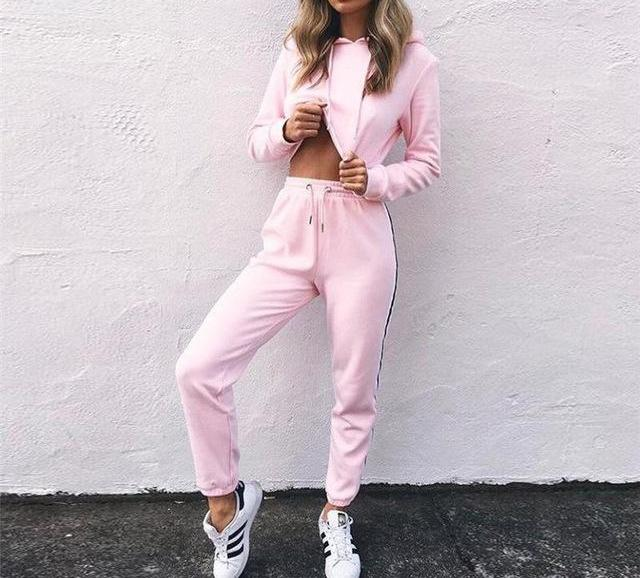 Tumblr Two Piece Pink
