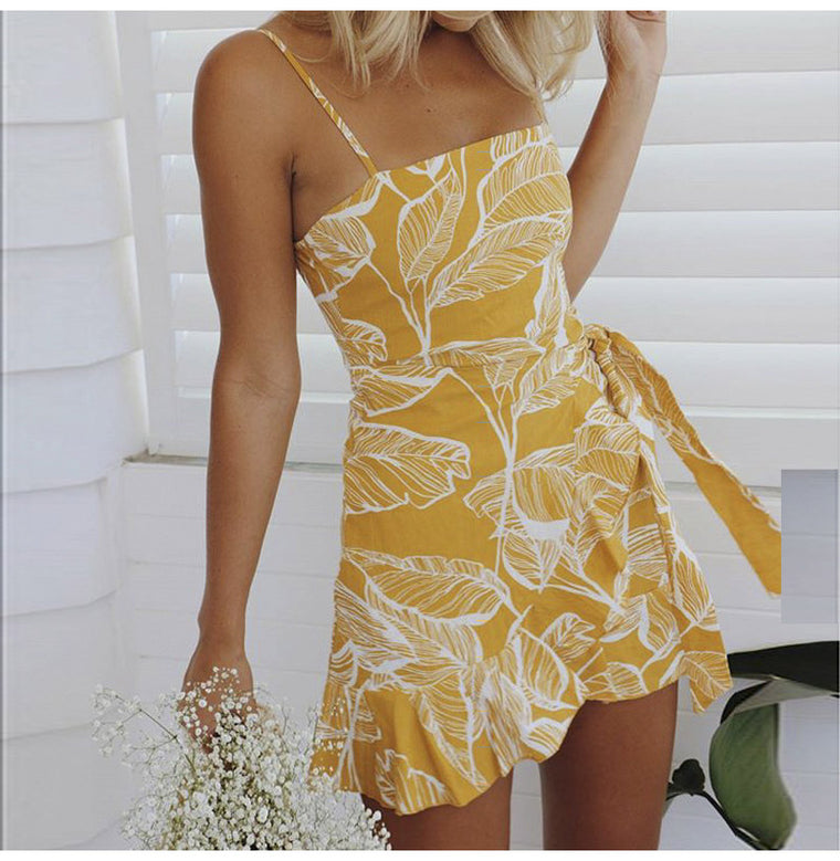 Dandelion Summer Dress