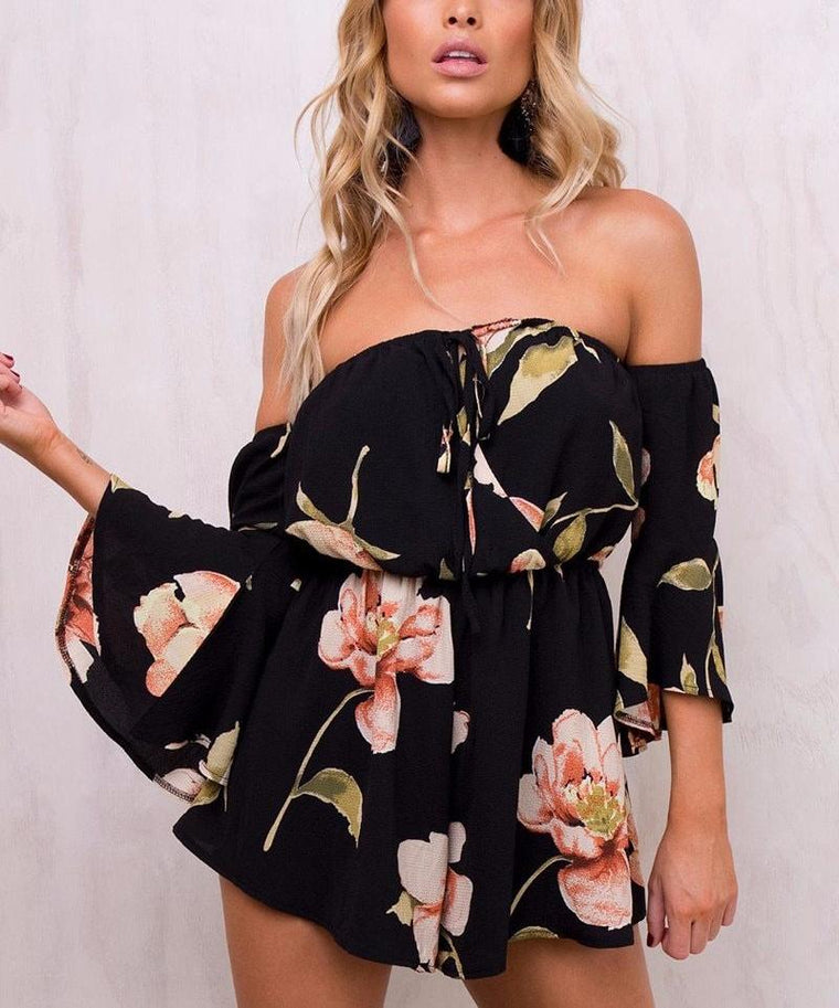 Amber Playsuit