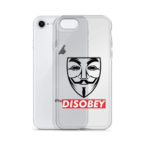 Anonymous Disobey Iphone Case - Case $19.99 Geekwich