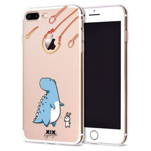Cartoon Funny Geeky Iphone Cases Cover - Meteor / For Iphone 6 Plus - Case Cover $9.99 Geekwich