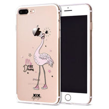 Cartoon Funny Geeky Iphone Cases Cover - Pink Dreams / For Iphone 6 Plus - Case Cover $9.99 Geekwich