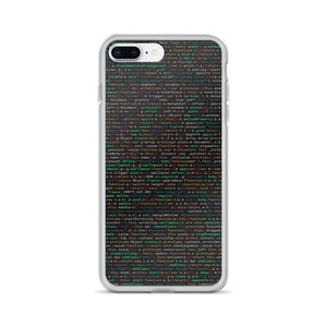 Programming Iphone Case - Iphone 7 Plus/8 Plus - Case $19.99 Geekwich