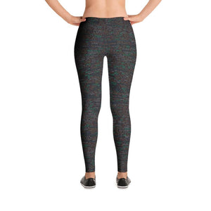 Programming Leggings - Xs - Leggings $44.99 Geekwich