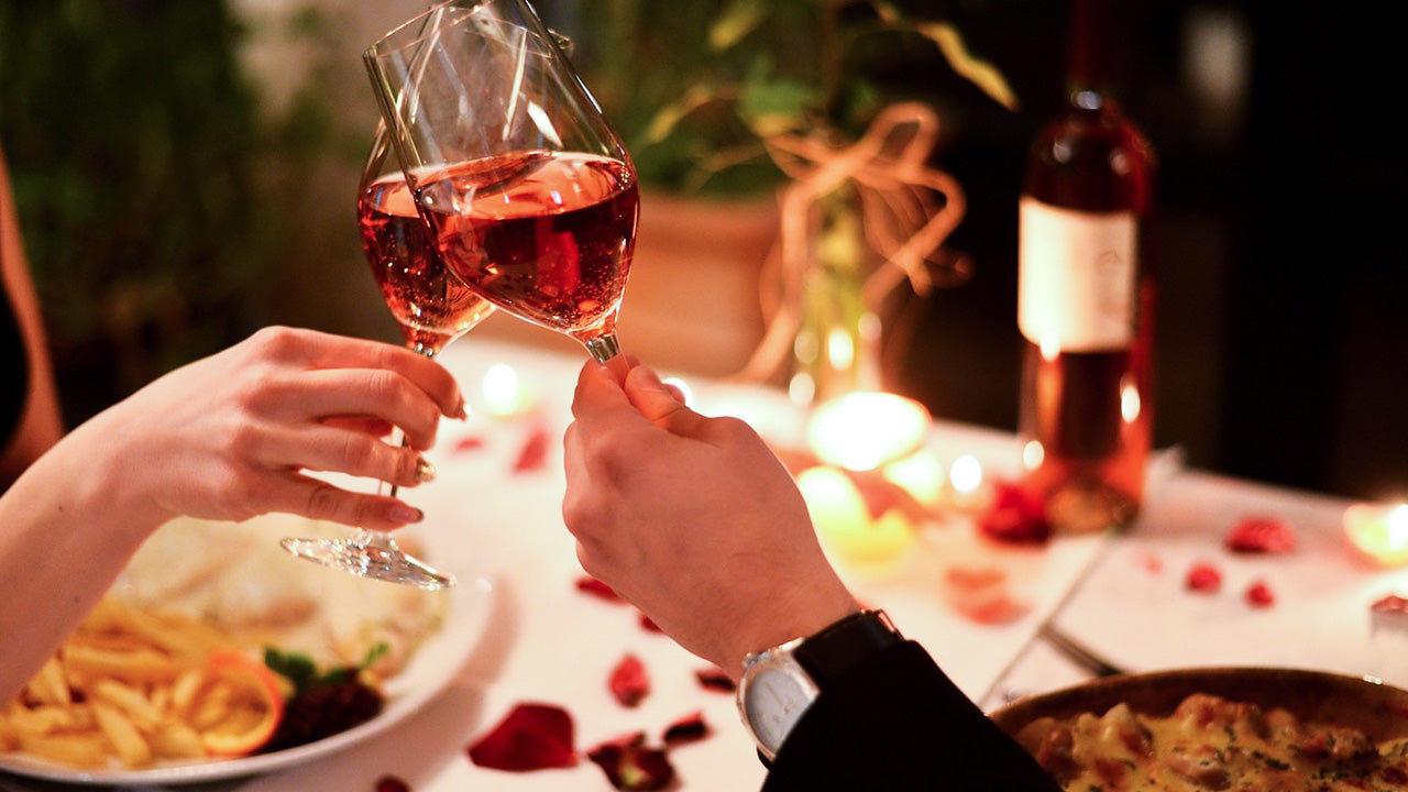 Image result for cena romantica san valentin