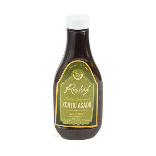 Salsa xcatic Rochef gourmet 350 ml - COMERCIAL ROCHE