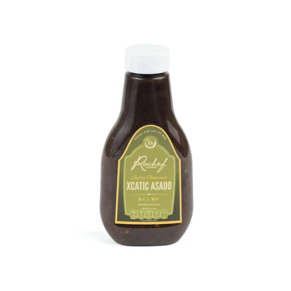 Salsa xcatic rochef gourmet 250ml - COMERCIAL ROCHE