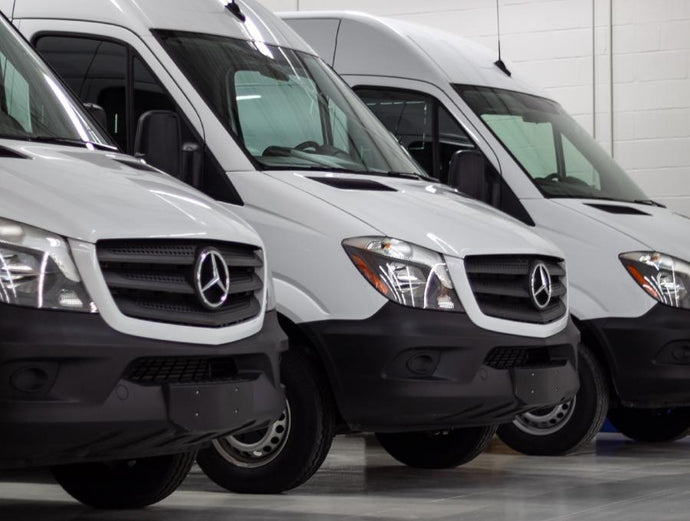 2018 Mercedes Sprinter 2500 Extended Length