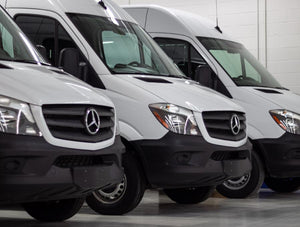 2017 Mercedes Sprinter 3500 Super Single Extended Length