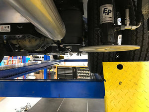 E&P Leveling System for Fiat Ducato Dodge