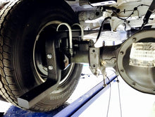 VB Airsuspension for Fiat Ducato Dodge