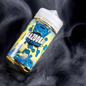 BLUE RASPBERRY SOUR STRAWS | UAE Vapors R Us - The first vape store in UAE