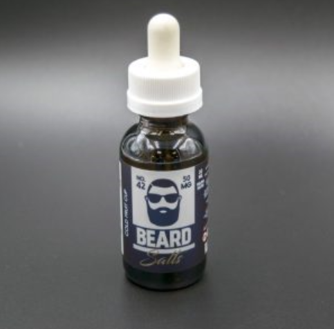 Beard SaltNic Cold Fruit Cup Top No.42
