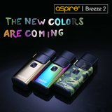 Aspire Breeze 2 | UAE Vapors R Us - The first vape store in UAE