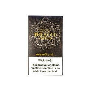 CUBANO JUST TOBACCO PODS | Just
