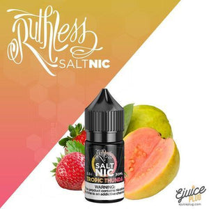 TROPIC THUNDA | RUTHLESS SALT NICOTINE | UAE Vapors R Us - The first vape store in UAE