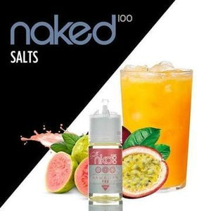 NAKED 100 SALTS - HAWAIIAN POG | UAE Vapors R Us - The first vape store in UAE