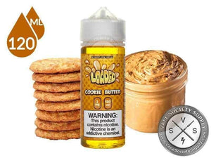 LOADED E-LIQUID - COOKIE BUTTER | UAE premium vapes uae The first vape store in UAE