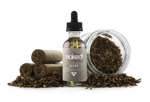 Cuban Blend Tobacco by Naked 100