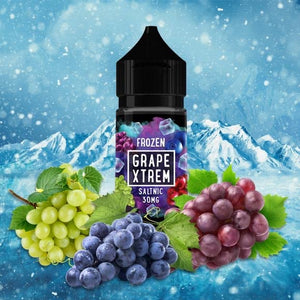 Grape Xtrem Salt nic - Sam Vapes premium vapes shop uae