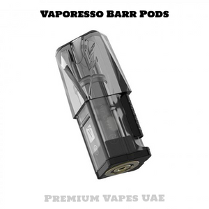 Vaporesso BARR Replacement Pods 1.2 ohm (2/pack)