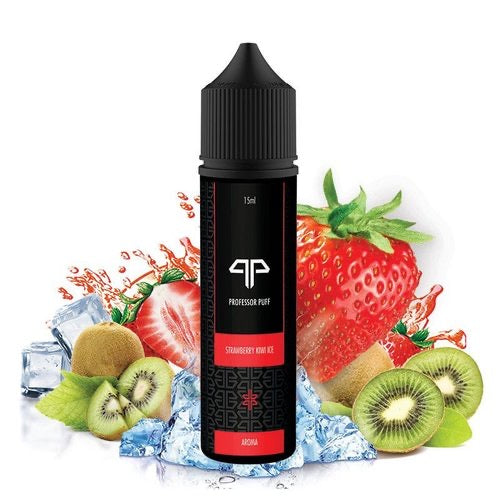 Professor Puff Strawberry Kiwi Ice 60ml Eliquid Premium Vapes shop UAE