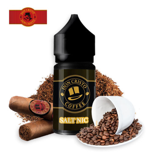 Don Cristo Coffee Saltnic - PGVG Labs | Premium Vapes shop UAE