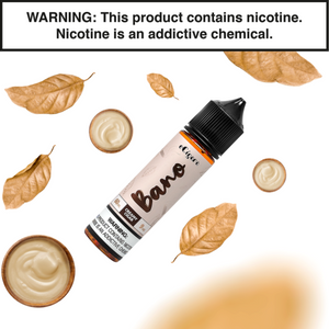 BANO Eliquid 60ml - ECIGARA premium vapes shop uae