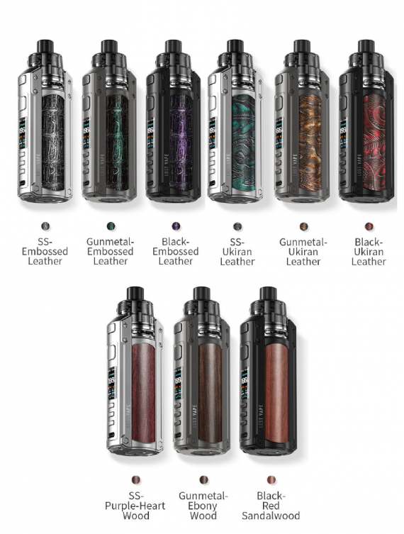 Ursa Quest Multi Kit 100W - Lost Vape | Premium Vapes UAE