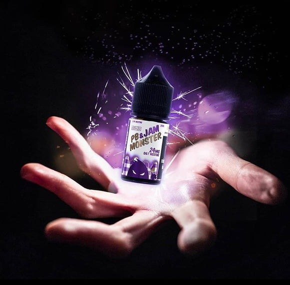 Jam Monster - PB & Jam Grape Saltnic 30ml | Premium Vapes UAE