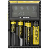 Nitecore Digicharger D4 Charger