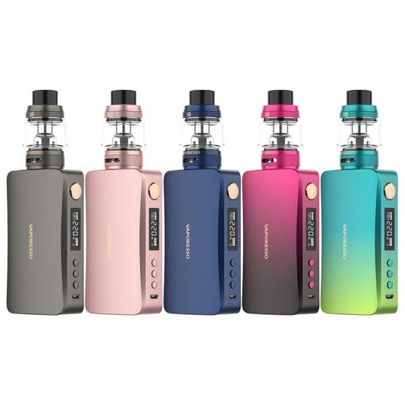 Vaporesso GEN S 220W TC Kit with NRG-S Tank | Premium Vapes UAE