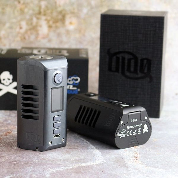 DOVPO Odin 200W DNA250c Box Mod | Premium Vapes UAE