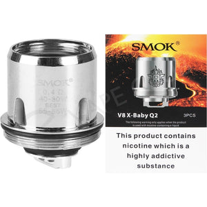 SMOK X-BABY V8 Q2 Replacement Coils