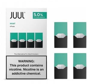 Juul Mint Pods (4pcs/pack) premium vapes shop uae