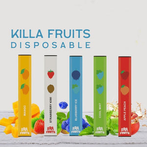 Killa Fruits Disposable Pod (1pc/Pack) | Premium Vapes UAE