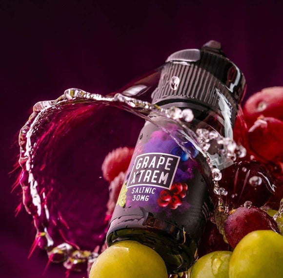 Grape Xtrem Salt Nic - Sam Vapes | Premium Vapes Shop UAE