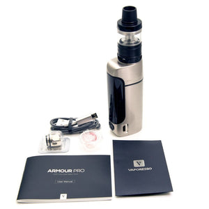 Vaporesso Armour Pro 100W TC Starter Kit (Battery included)