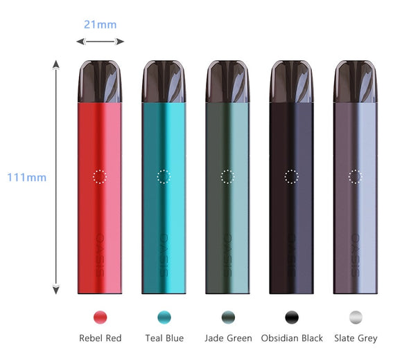ADVKEN Potento Pod Kit premium vapes shop uae
