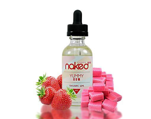 Yummy Gum by Naked 100 Eliquids