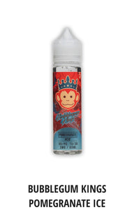 ubblegum Pomegranate Ice - Bubblegum Kings 60ml