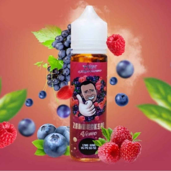 Zambroksis Vemo 60ml Eliquid - Dr Vapes